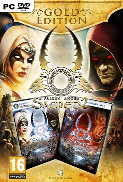Sacred 2 Gold Edition Механики