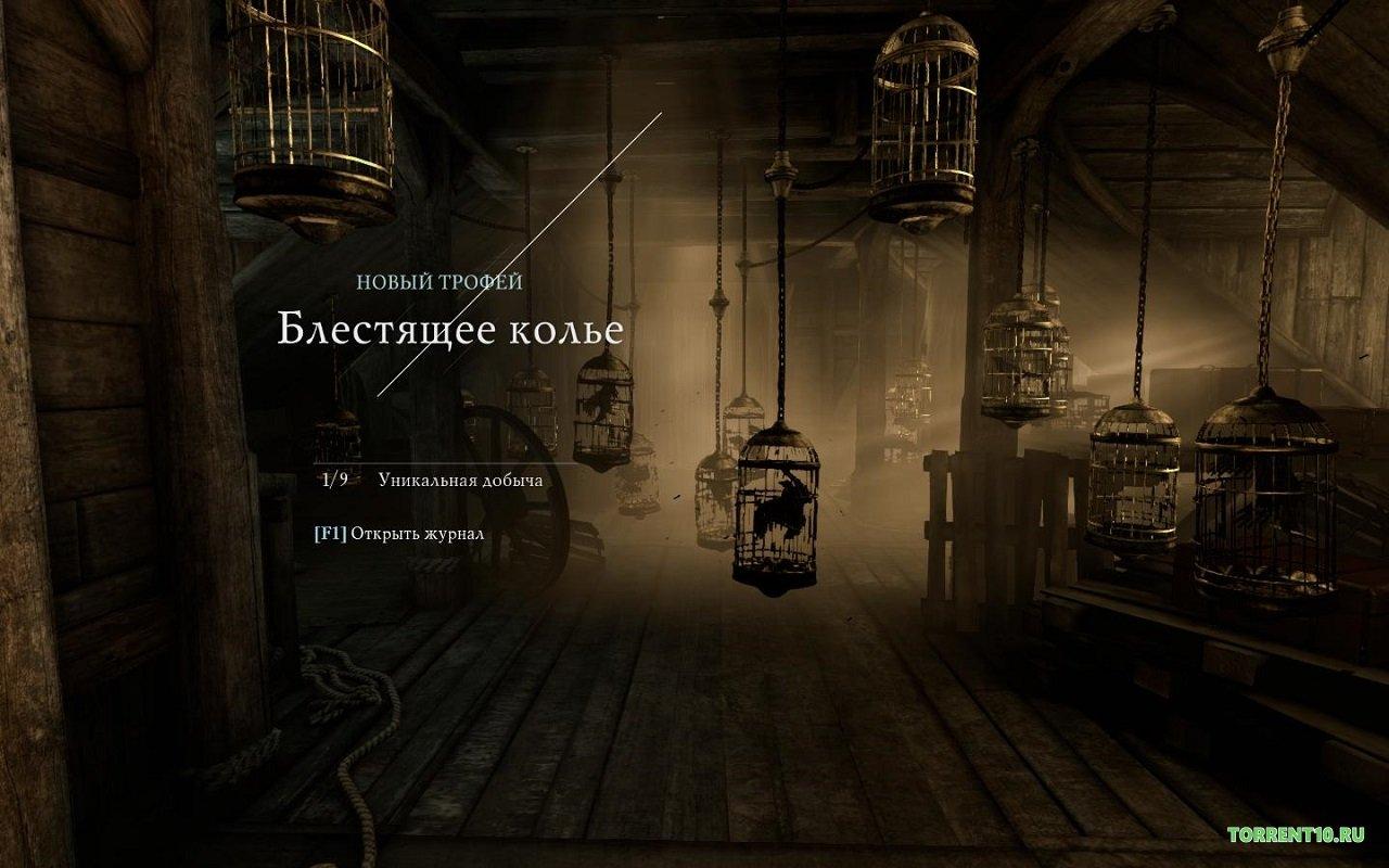 Thief скачать торрент на пк на русском