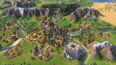 Civilization 6 Rise and Fall