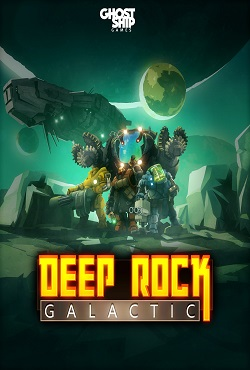 Deep Rock Galactic на русском