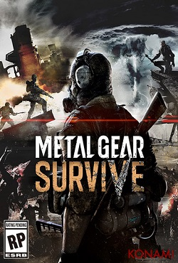 Metal Gear Survive By Xattab